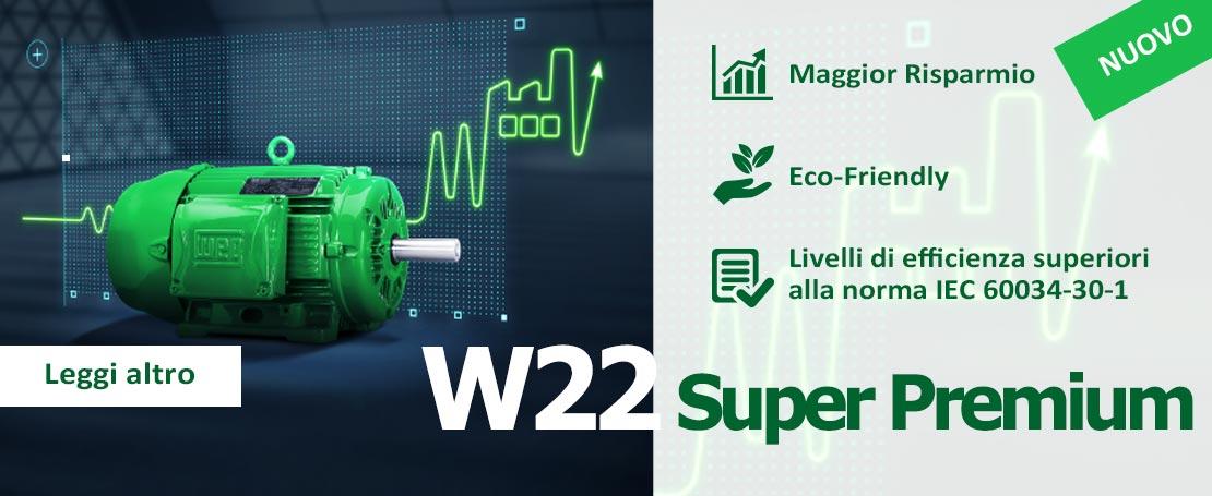 Motore W22 Super Premium