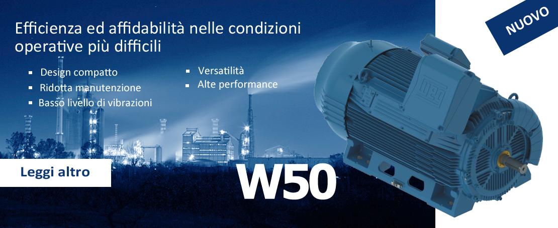Motore W50